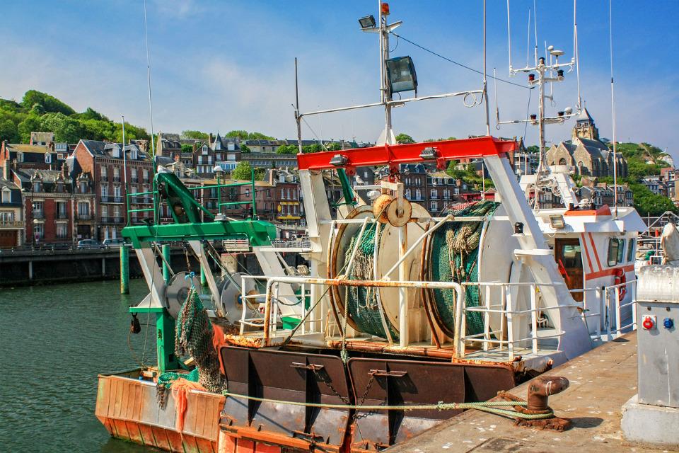 Les pêcheurs normands ont tout particulièrement été impactés par les négociations autour de la distribution des quotas avec le Royaume-Uni