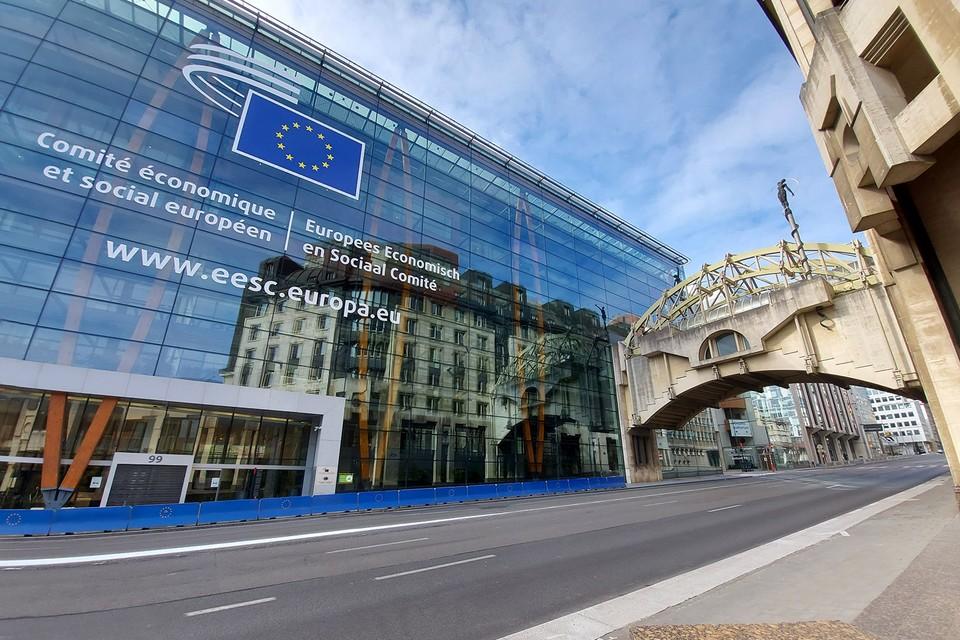 Le Comité économique et social européen entend aiguiller la Commission européenne dans la définition de ses priorités pour 2022 – Crédits : CESE