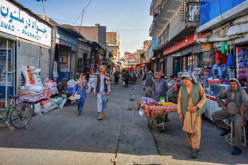 Depuis la prise de Kaboul par les talibans le 15 août, les Européens doivent notamment décider du type de relations qu'ils entretiendront avec le nouveau régime - Crédits : 123ducu / iStock