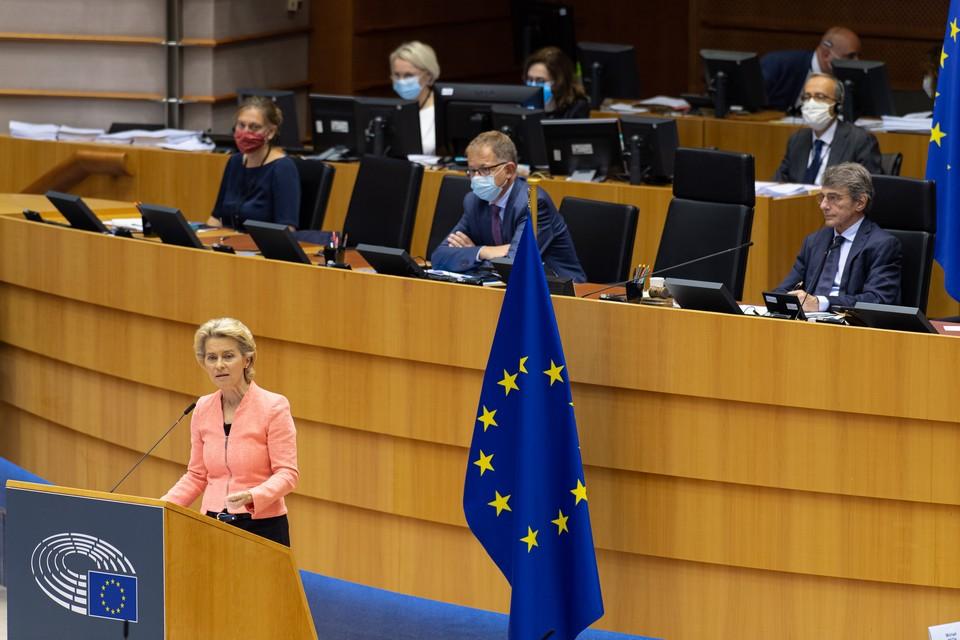 Le 15 septembre prochain, la présidente de la Commission européenne Ursula von der Leyen prononcera devant les eurodéputés son deuxième discours sur l'état de l'Union