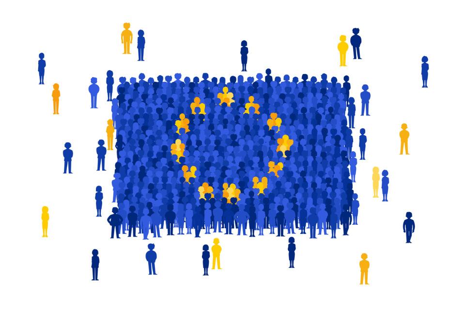 830 citoyens français seront réunis pour débattre des changements qu'ils souhaitent pour l'Europe