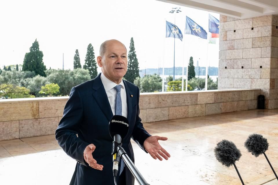 Le candidat social-démocrate Olaf Scholz est actuellement donné favori des sondages pour les élections fédérales du 26 septembre