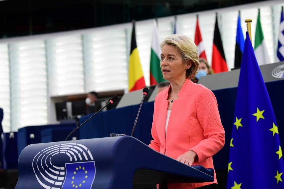 Ursula von der Leyen a détaillé ses priorités devant le Parlement européen