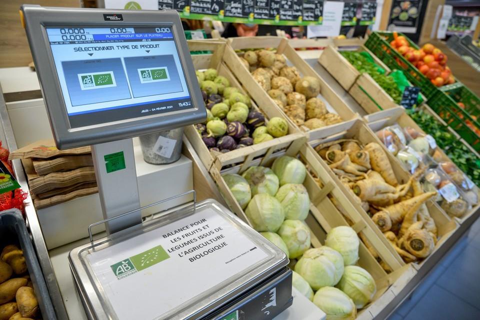 La stratégie de l'UE entend notamment promouvoir l'agriculture biologique