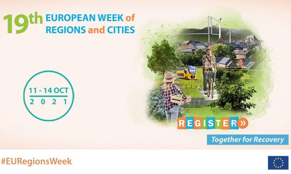 La Semaine européenne des régions et des villes se déroule du 11 au 14 octobre