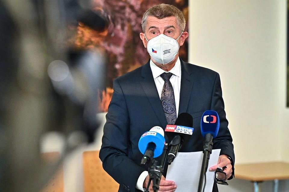 Les révélations des Pandora papers concernent notamment le premier ministre tchèque, actuellement en campagne pour sa réelection