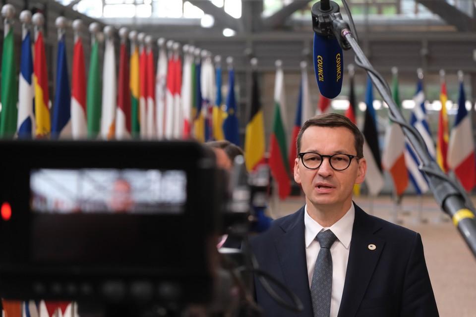 Le Premier ministre polonais Mateusz Morawiecki a remis en discussion la primauté du droit européen en demandant justement à la Cour constitutionnelle polonaise de statuer sur cette question